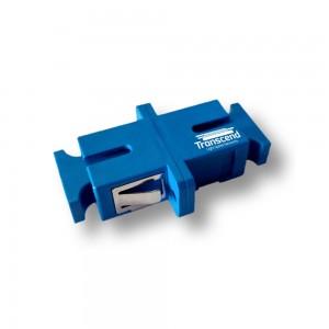 Adaptador Óptico SC/UPC-FA-SCU-Transcend