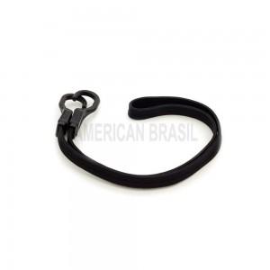 Elastico com Gancheiras 1M Multilaser AU523-American Brasil