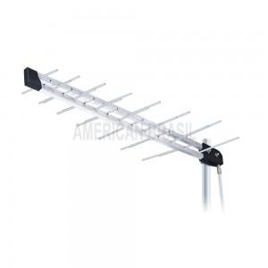 ANTENA LOG PERIODICA UHF 14 ELEMENTOS COLETIVA-LU-14C