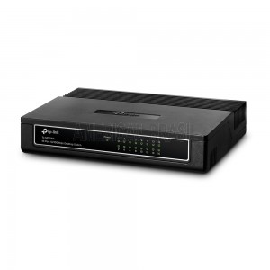Switch de mesa de 16-Portas 10/100Mbps TL-SF1016D